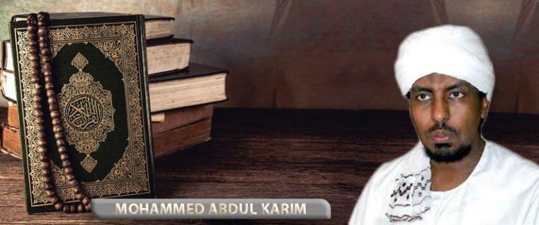 Mohammed-Abdul-Karim